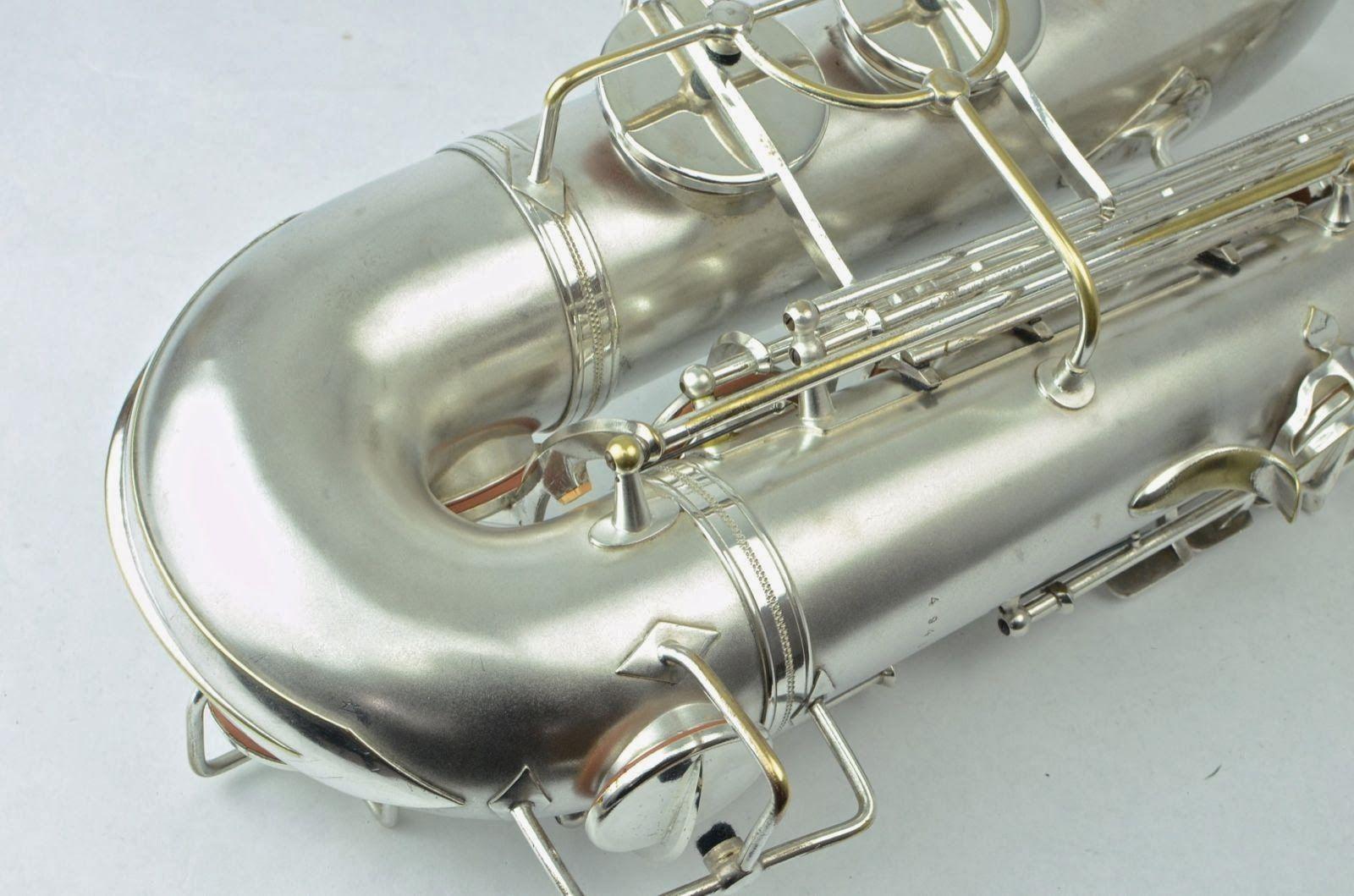 SML Coleman Hawkins Special Tenor 4xxx Fresh Overhaul | Pure