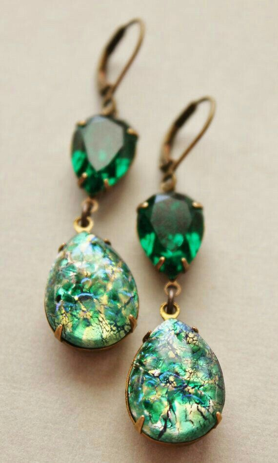 Emrald Opal Green Jewelry Emerald Shoes City