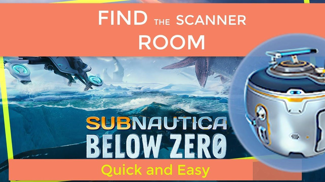 Subnautica Below Zero Finding Scanner Room Blueprint In 2020 Blueprints Adventure Of The Seas Scanner Subnautica scanner room fragments location full release. pinterest