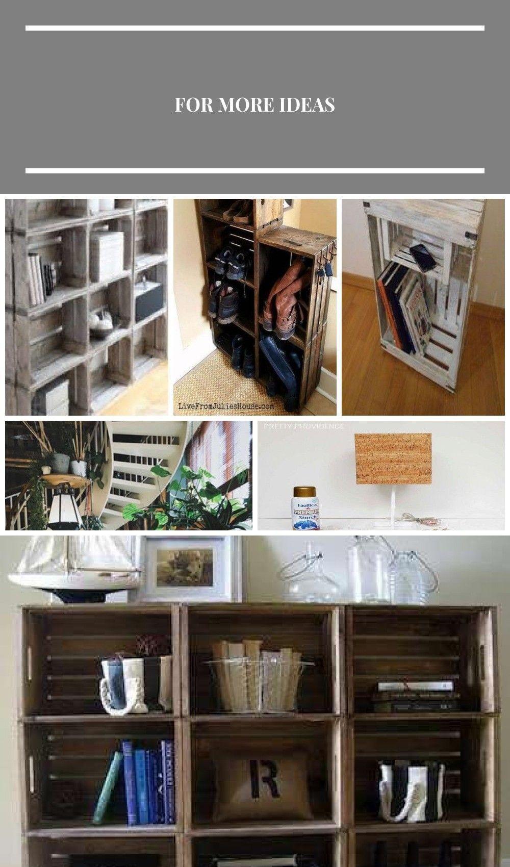 16 Ideen Spielzeug Organisation Ideen für Wohnzimmer Holzkisten