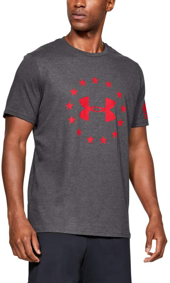 734bed3ad Men's UA Freedom Logo T-Shirt | Under Armour US in 2019 | Products ...