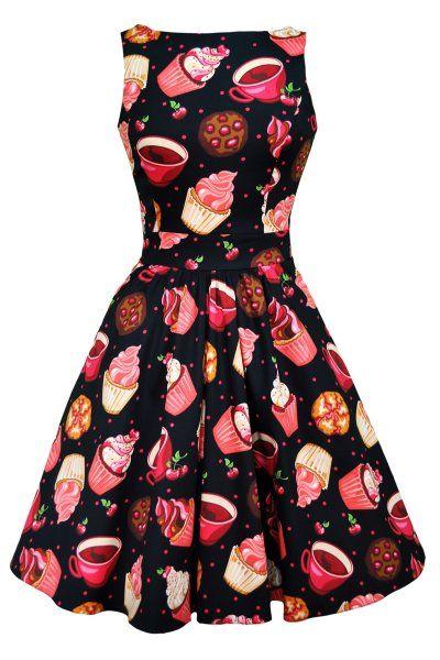 Black Tea Dresses