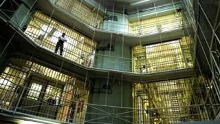 Pentonville Prison stabbing: Inmate killed and two injured - A prisoner has died and two others have been critically injured in a stabbing at HMP Pentonville in London.