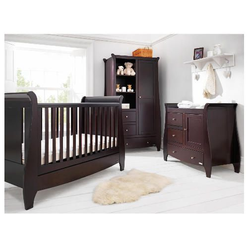 Image(s) for Tutti Bambini Lucas 3 Piece Room Set, Espresso with ...