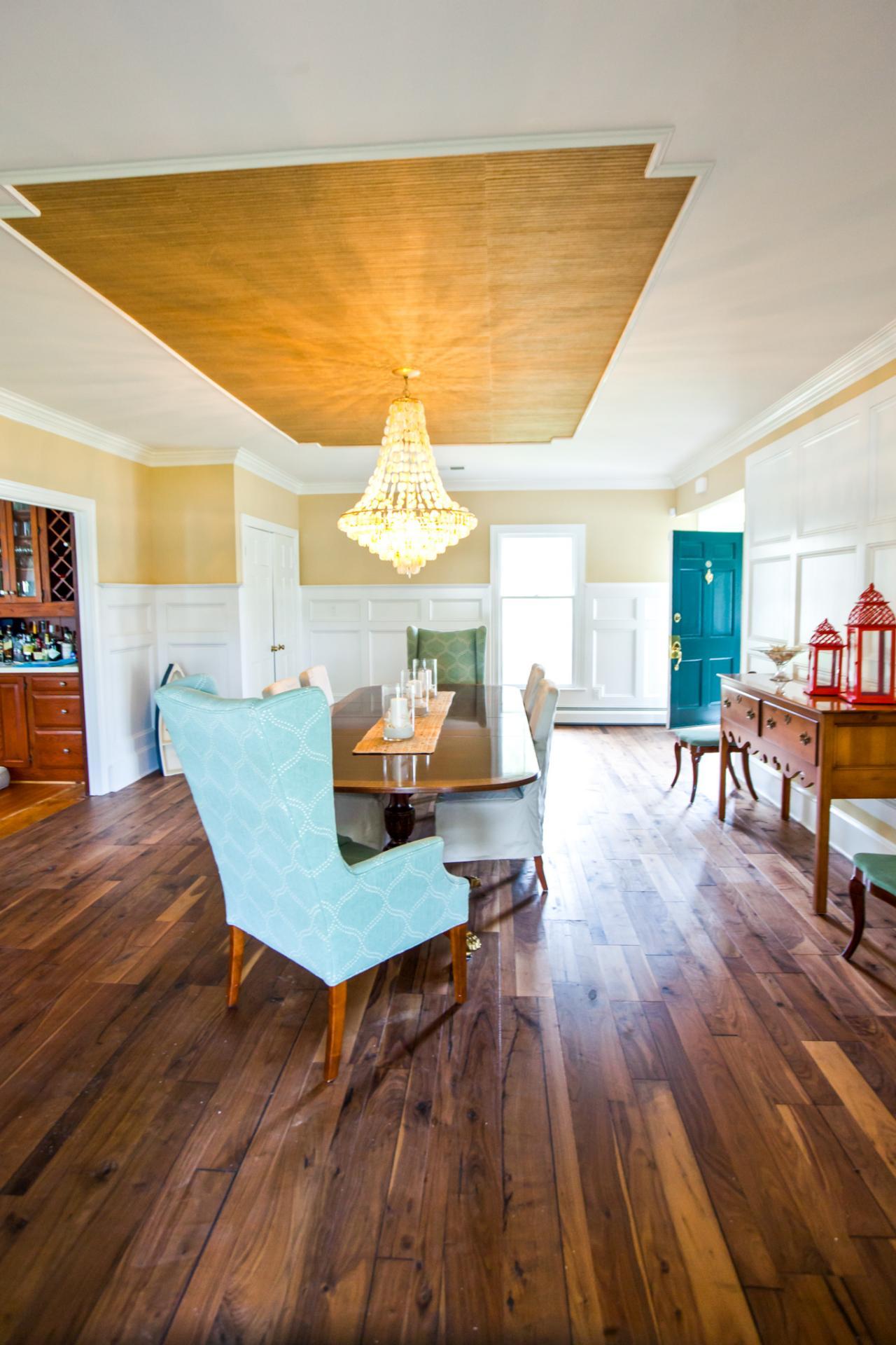 How to Refinish Hardwood Floors Diy wood floors