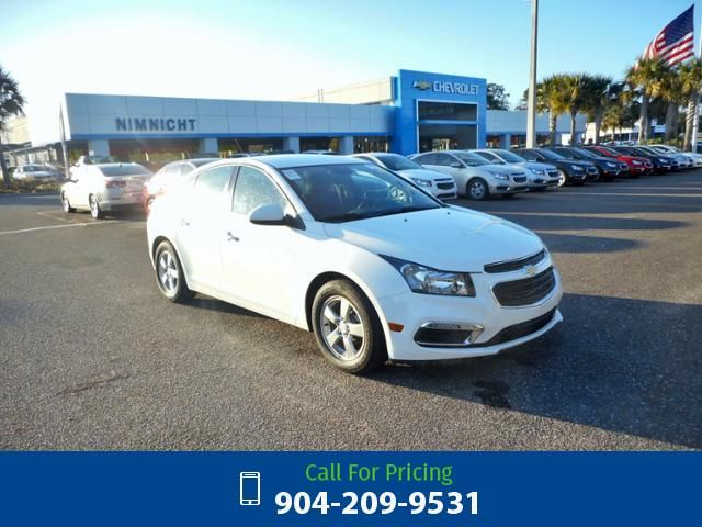 2015 Chevrolet Chevy Cruze 1lt Auto Call For Price Miles 904 209