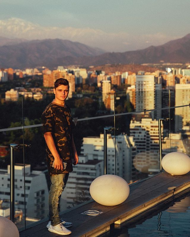 Martin Garrix at Chile #martingarrix