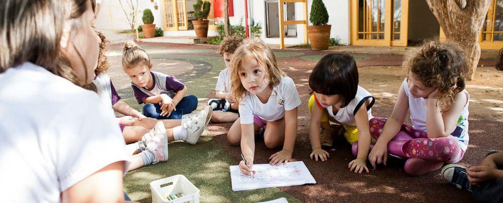 Resultado de imagem para relação aluno e professor na educação infantil