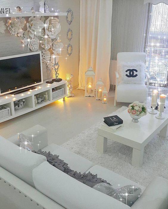 5 455 Likes 87 Comments مجالس مطابخ Decor Decor M M On Instagram تنسيق مميز Filizolmez Home Romantic Living Room Living Room Decor Room Decor