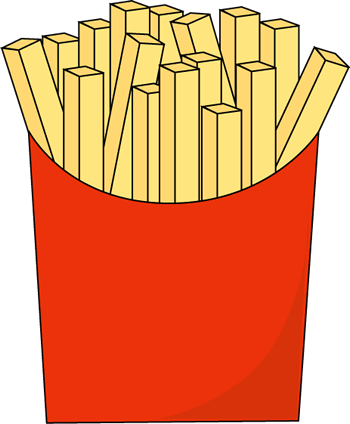 Fast Food French Fries Clip Art Fast Food French Fries Image Clip Art French Fries Images Food Clips