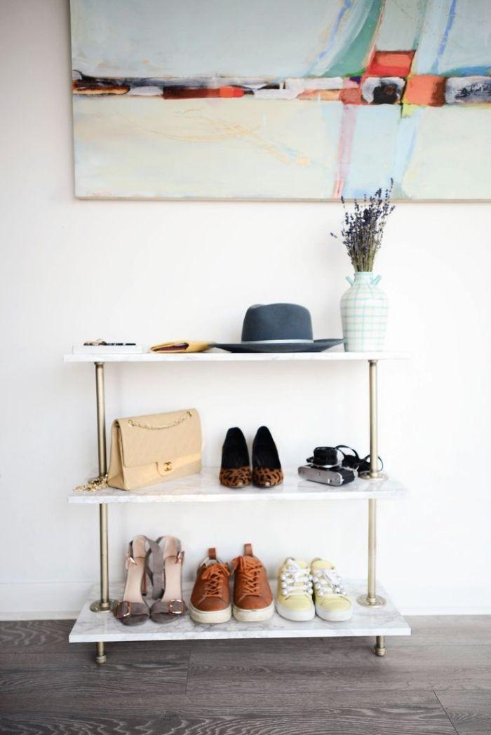 1001 + idées pour trouver l'astuce rangement chaussures idéale pour votre intérieur (avec images ...