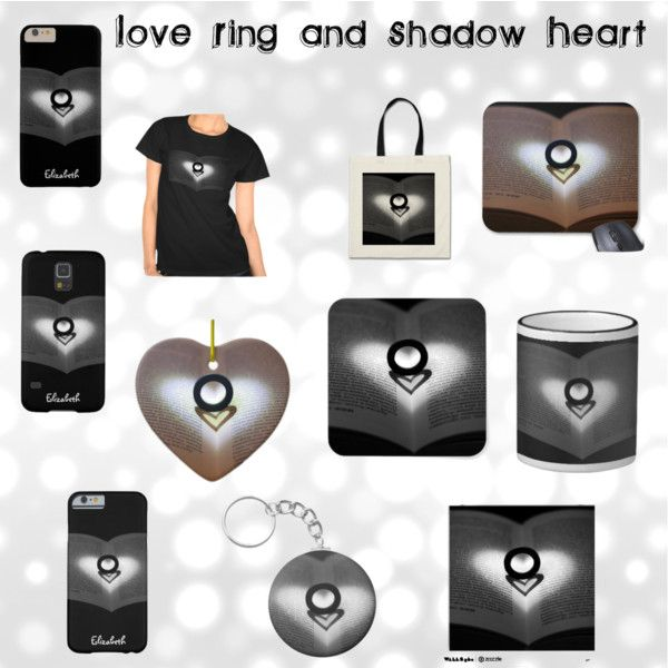 Wear different. Be proud.: Love Ring and Shadow Heart