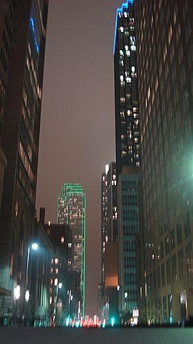 Downtown Dallas - Elm St