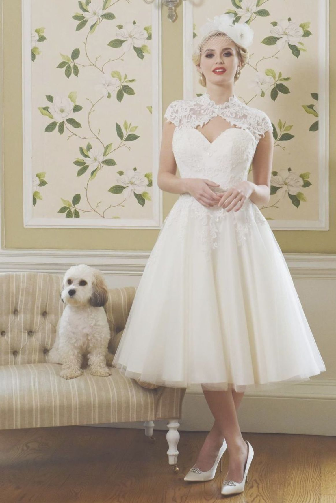 Kendall by Brighton Belle   20s style short and tea length ...