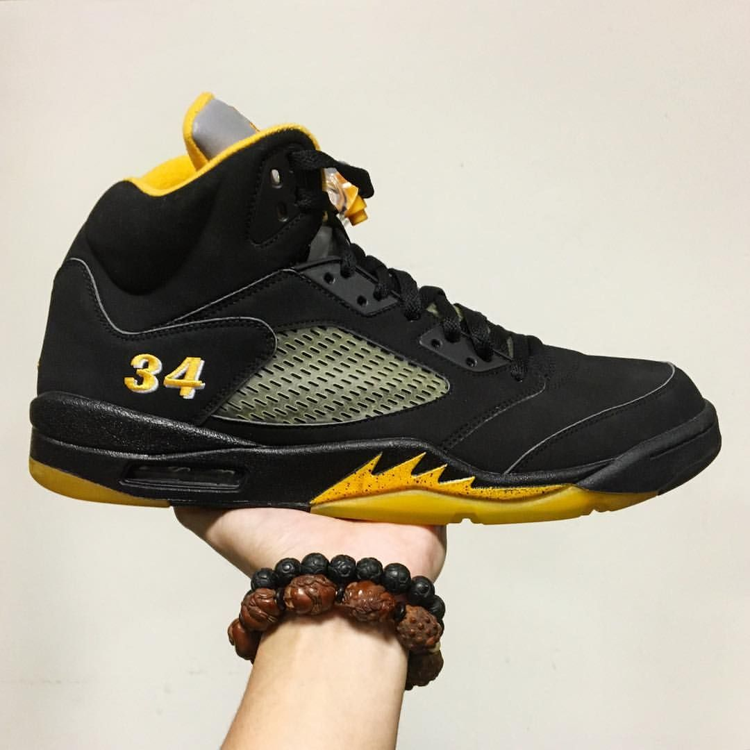 half off 7dbd0 1b4f4 Air Jordan 5 Ray Allen PE