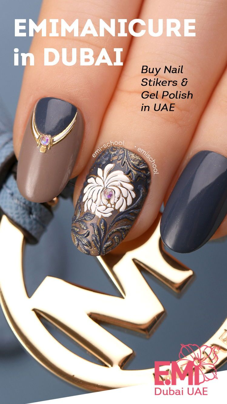 DIY beautiful nail art ideas for beautiful manicure Easy nail art