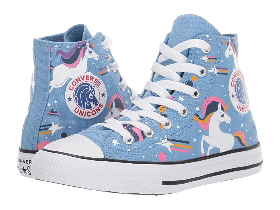 Converse Kids Chuck Taylor All Star Unicorns Hi (Little