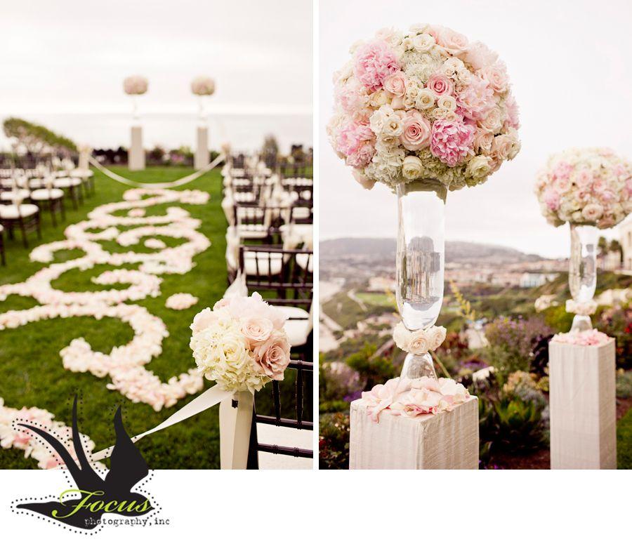Carlton Cards Wedding Invitations: Front Arrangements... Similar To Church Altar Arrangements