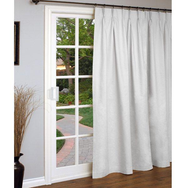 patio door curtains sliding glass door