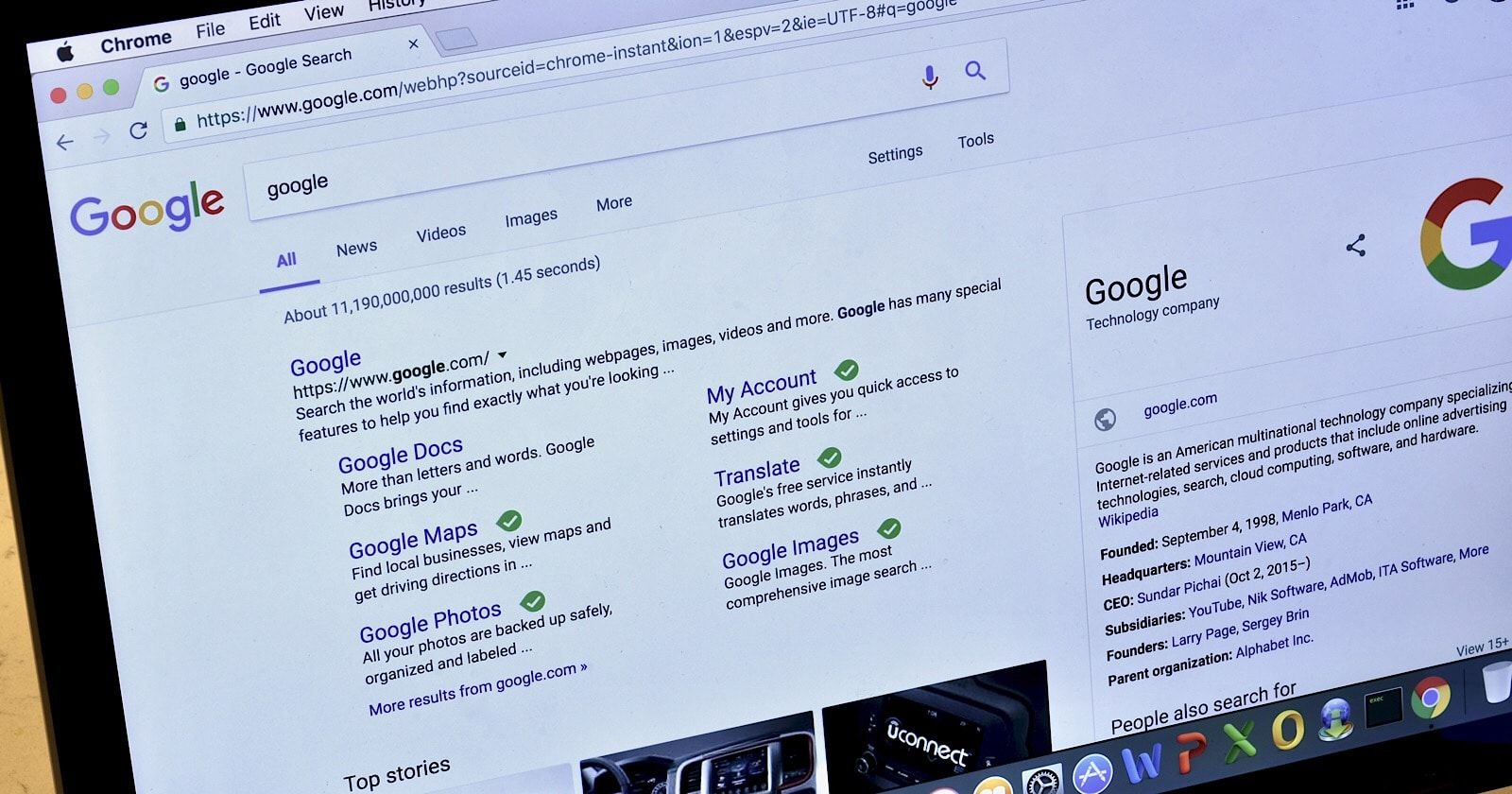Google Removes URLs in Under a Day After Search Console