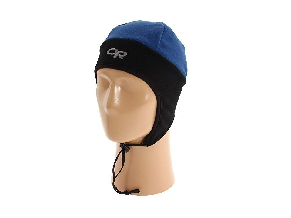 ae2706e7b3d Outdoor Research Peruvian Hat (Abyss Black) Cold Weather Hats. Stay warm on  the lift and down the mountain with the Outdoor Research Peruvian Hat.