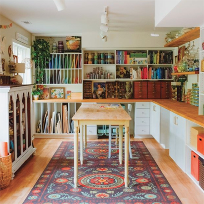 In Her Studio Magazine Shares Stunning Studio Spaces and Tips from Creative Women