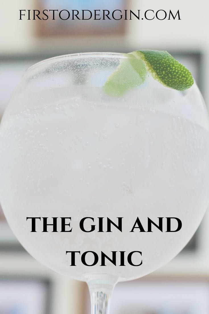 How to make the world's best Gin and Tonic cocktail. #bestgincocktails