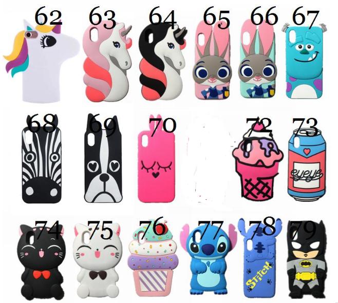 Iphone 8 Plus Cute Cases 3d Cartoon Animal Cases For Iphone X 7 8 Plus Character Cases Cute Cases Iphone 8 Plus Iphone