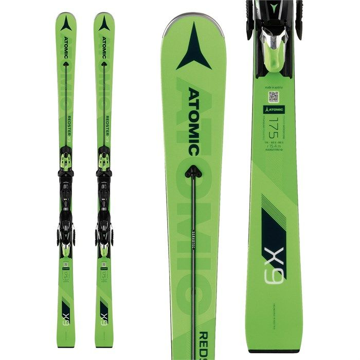 Atomic - Redster X9 Skis + X 14 TL RS Bindings 2019