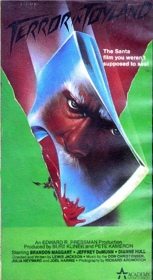 Terror in Toyland aka Christmas Evil aka You Better Watch Out (1980) poster art   Christmas ...