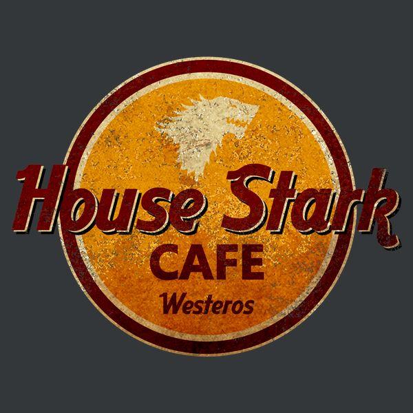 HOUSE STARK CAFE WESTEROS - NeatoShop