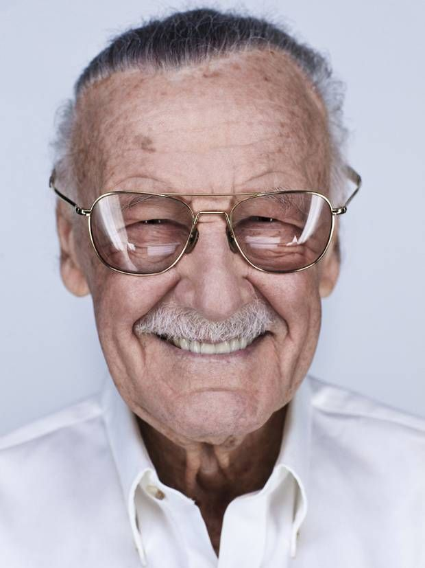 Image result for stan lee portraits