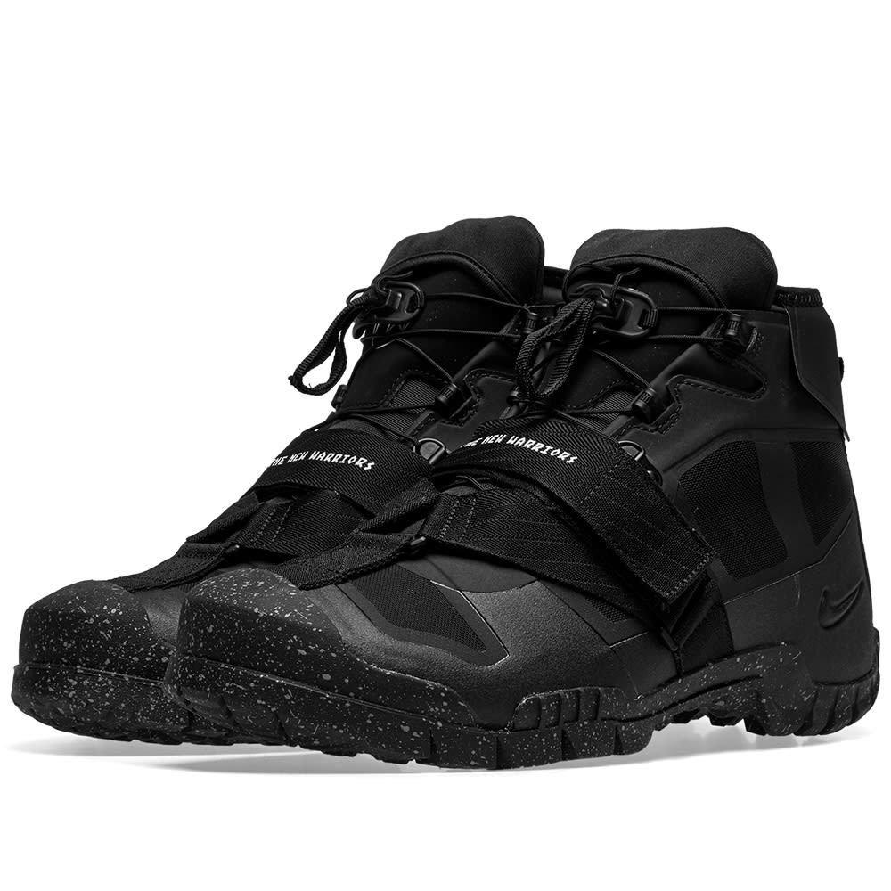 Injusticia sombra Nacional  Nike x Undercover SFB Mountain Nike x Undercover   Boots, Nike sfb boots,  Sneaker boots