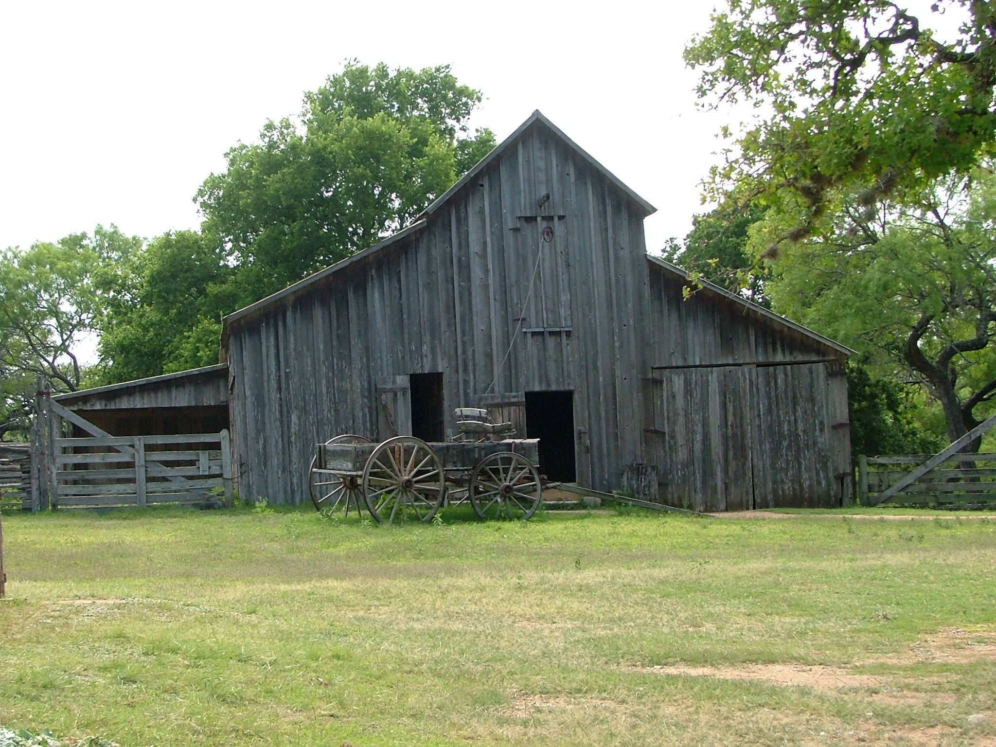 Rustic Barns old barns images | hill country barn and wagon | rustic images