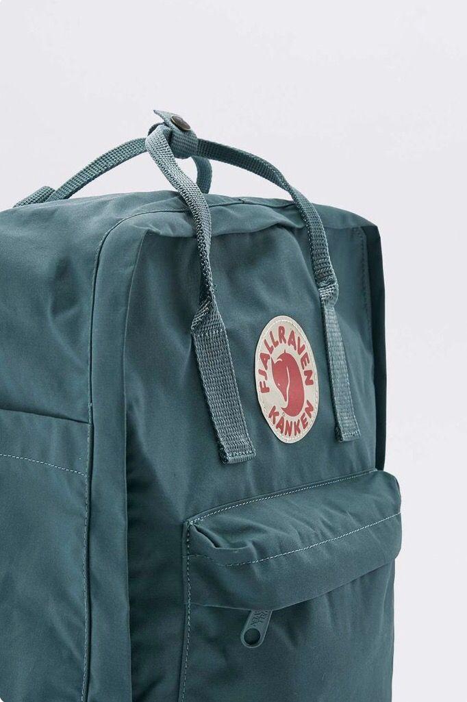adcf9d8b7392 New Women Men Fjallraven Kanken 23510 Classic Backpack ( 664 Frost ...