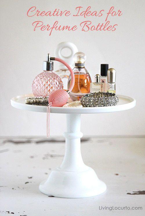 Creative Ideas For Perfume Bottles Perfume Bottles