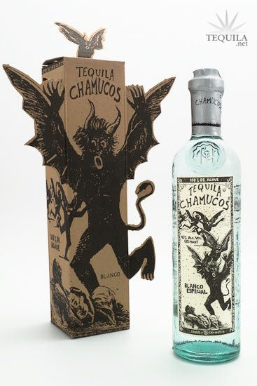 4ab2132c82e9 OOOOOWWWW - where do you get that from ! Chamucos Tequila Blanco Especial