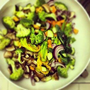 Cooking #vegetables #part #2 #food #dinner #foodofinstagram #instafood #dailybreakfast