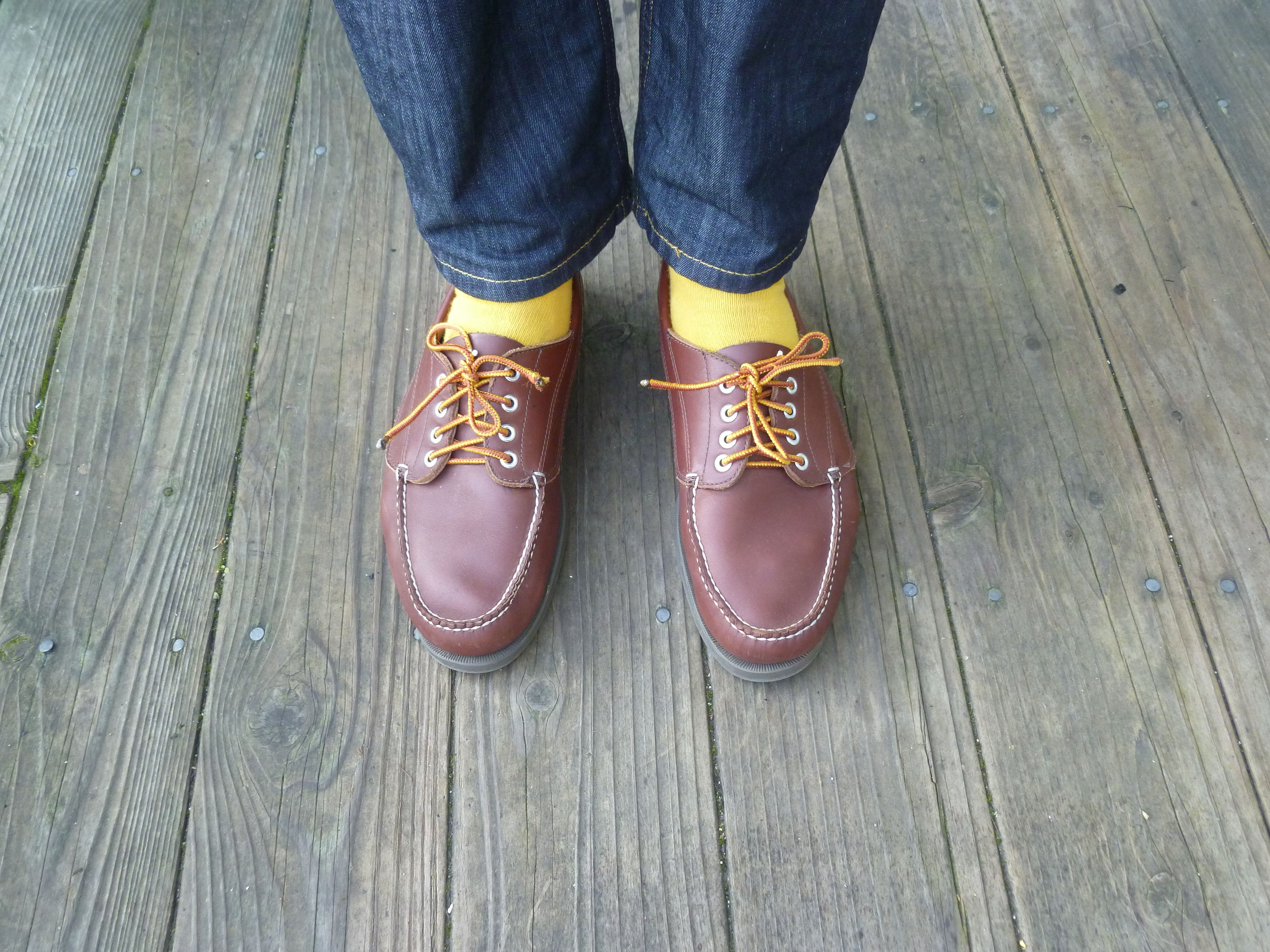 Ll Bean Blucher Mocs Fashion Shoes Boat Shoes Sperrys