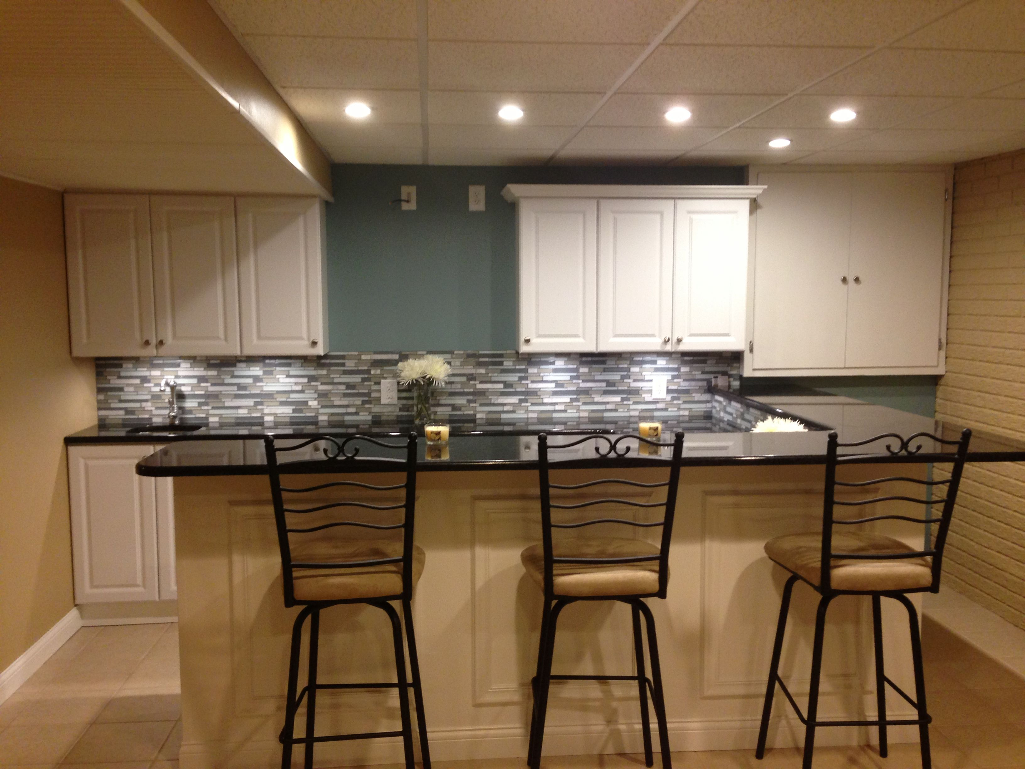 Bar In Basement Remodel | Basement Remodel | Pinterest | Basements, Bar And  Men Cave