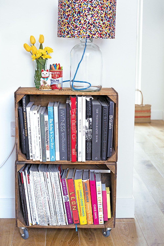 Book Storage Ideas 9