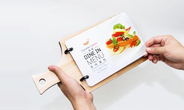 Grafikerde 40 Ansehnliche Speisekarten Als Inspiration
