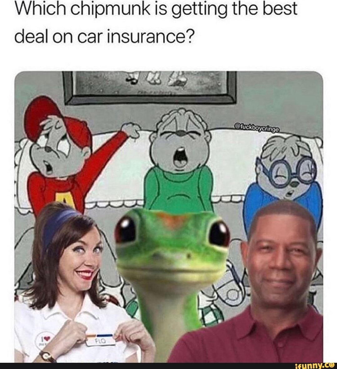 Which Chipmunk is getting the best deal on car insurance ...