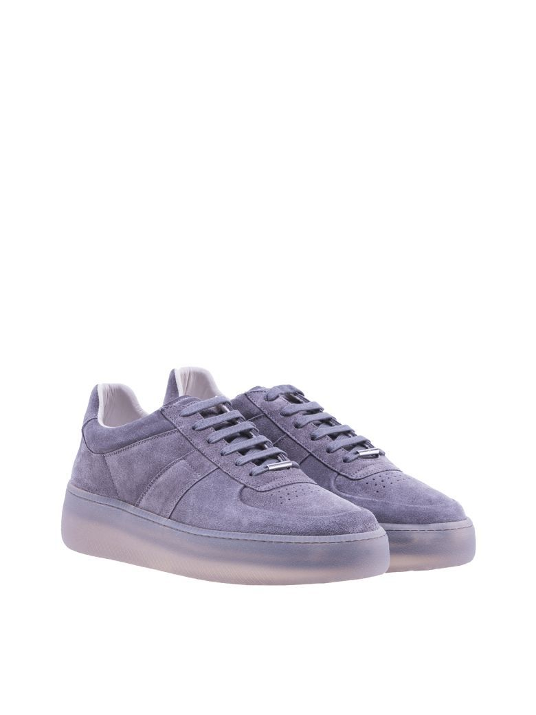 Mens Platform-Sole Leather Sneakers Maison Martin Margiela cdK9N00iJA