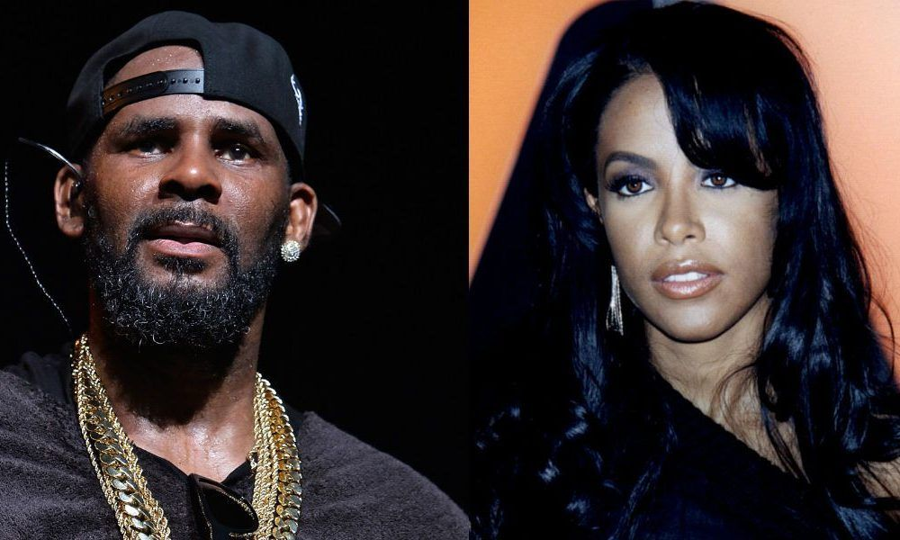 Legal Documents Reveal R Kelly Beat Aaliyah During Marriage