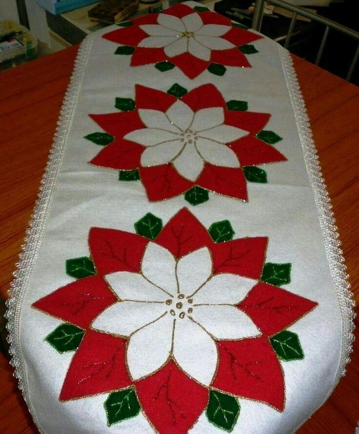 Navidad pinteres for Figuras navidenas para decorar