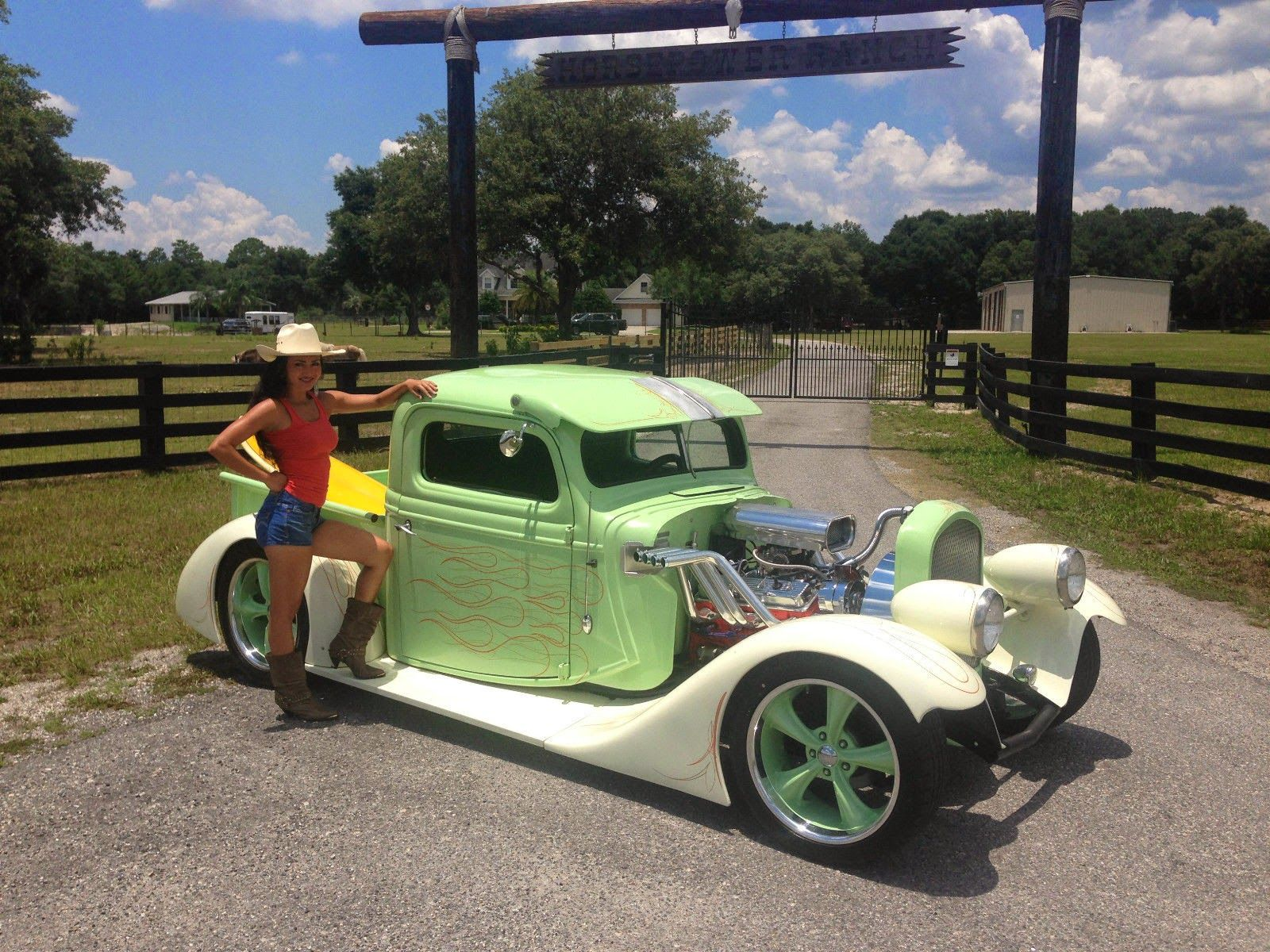 37 Ford Coupe Hot Rod | Street Rods For Sale: 1937 Ford ...