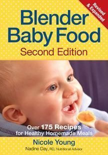 Baby Food Blender Baby Food by Nicole YoungBlender Baby Food by Nicole Young