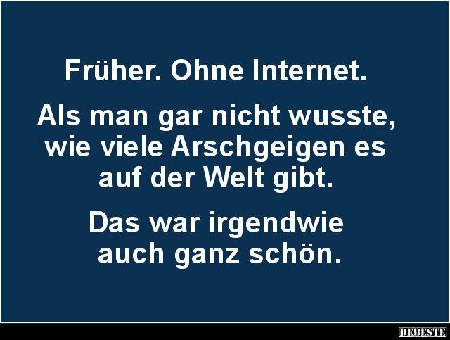 Fruher Ohne Internet Lustige Bilder Spruche Witze Echt Lustig