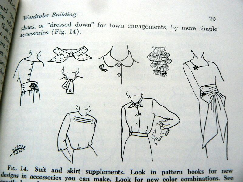 RARE VTG 1950s SEWING BOOK CLOTHING FOR MODERNS HOME ECONOMICS ...